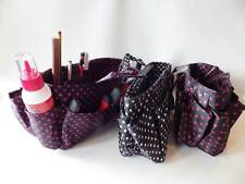 ROBUST STORAGE ORGANISER BAG for crafts sew knit jewellery making - 3 colurways
