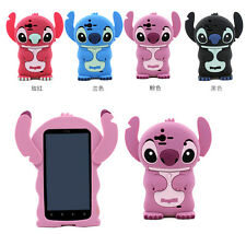 Cute 3D Soft Silicon Gel Cover Case Skin For HTC Rhyme Bliss S510B G20