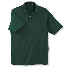 Pocket Polo Golf Shirt Jerzees 436MP, Adult, Hot Sports Colors