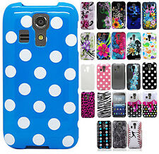 For Kyocera Hydro Life C6530 Hard Protector Case Snap On Phone Cover Accessory