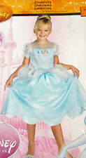 Disney Princess Cinderella Child Costume 7-8 8-10 NWT