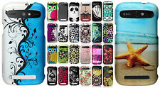 For Boost Mobile Warp Sync ZTE Warp Sync N9515 Rubberized HARD Case Phone Cover
