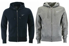 NIKE MENS CLASSIC FULL ZIP FLEECE/HOODIE/SWEAT SHIRT/SPORTS/CASUAL SALE $49.95