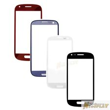New Top Front Outer LCD Screen Glass Lens For Samsung Galaxy S3 SIII mini I8190