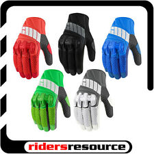 Icon Overlord Mesh Gloves (Choose Size / Color)