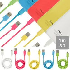8 Pin USB Data Sync & Charger Cable for iPhone 5 / 5S / 5C iPod Touch 5 Nano 7