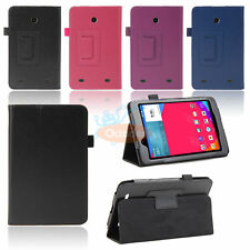 "PU Leather Stand Folio Case Flip Fit Cover For LG G Pad 7 7.0"" V400 V410 Tablet"
