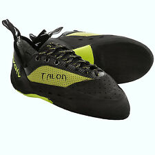 EVOLV Talon G2 Lace UP Rock CLIMBING SHOE Men sz 11.5 12.5 Sport BOULDERING Trad
