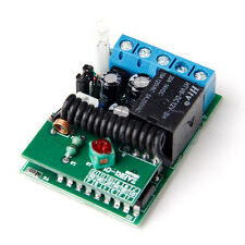 1Button 315/433MHZ Wireless Module Receiver Controller F Relay Remote Switch HM