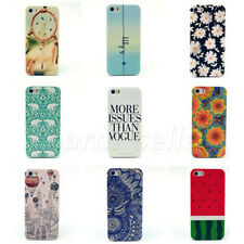 Colorful Paint Design Phone Back Case Cover Skin for Apple iPhone 4 4S 5 5S