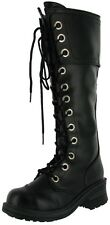 Nana Pole Climber Women's Combat Boots Lace Up Military Demonia Hot Topic