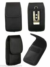 Vertical Heavy Duty Belt Clip Pouch Cover Case Cell Phones For Samsung Galaxy