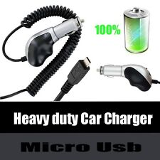 Heavy Duty Premium Plug in Auto Car Charger for Alcatel Cell Phones New!!