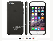 "For Apple iPhone 6 (4.7"")  Leather Smart Case Back Cover Slim Protect"