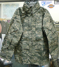 AIR FORCE ABU DIGITAL TIGER STRIPE APEC PARKA JACKET GORE-TEX NEW
