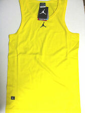 JORDAN BUZZER BEATER TANK Yellow/Black -589114 703-