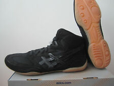 New! Mens Asics Matflex 4 Wrestling Shoes Sneakers black - select sizes