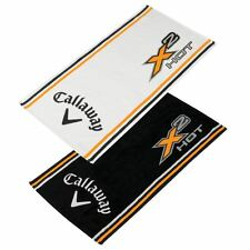 "2014 Callaway ""X2Hot"" Tour Authentic Large Golf Towel 37x19"