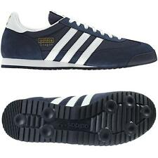 adidas ORIGINALS MENS DRAGON TRAINERS BLUE NAVY SIZE 6 - 12.5 SNEAKERS SHOES