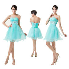 CHEAP short Pageant Banquet Prom Gown Evening /Formal/Party/Cocktail/Prom Dress
