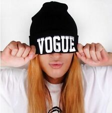 Unisex Women's Men's Hat Warm Winter Knit Fashion cap Hip-hop Beanie Hats