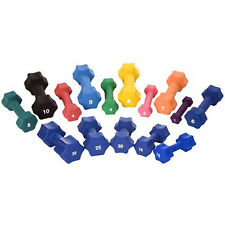 Ideal Products Neoprene Dumbbells Jogging Aerobics Power Walking