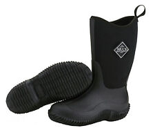Muck Boot Kids Hale Black Winter Snow Boots KBH-000