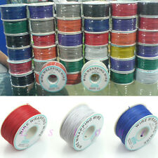1PC Useful New 10 Colors 0.25mm Wire-Wrapping Wire 30AWG Cable 305m