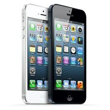 "Apple iPhone 5 16GB ""Factory Unlocked"" WiFi Black and White Smartphone"