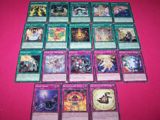 YU GI OH DUELIST ALLIANCE DUEA COMMON SPELL & TRAP CARDS YOU CHOOSE 1ST EDIT NEW