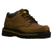 On Sale Skechers MARINERS Men's Boots Shoes BROWN 4470CDB