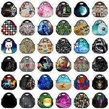 Cute Nice Thermal Insulated Tote Lunch Bag Cool Bag Cooler Lunch Box Handbag Hot