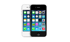 Apple iPhone 4s - 16GB - AT&T (Factory Unlocked) Smartphone BLACK WHITE