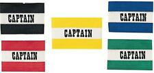 SOCCER CAPTAIN ARM BANDS - Volume Discounts & Free Shipping Youth or Adult Size
