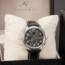 KS Imperial Men Automatic Mechanical Date Day Month Display With Luxury Box