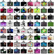 "10"" Fashion Laptop Soft Case Pouch Bag Fit Apple iPad Air iPad 2 3 4 5 6 W/Cover"