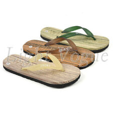 Nice Man Men Showers Shoes Summer Sandals Beach Thong Slippers Flip flops 0022X