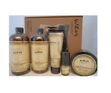 WEN Chaz Dean 2 16oz Conditioners Hair Treatment Styling Cream Texture Balm Comb