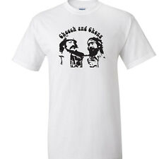 Cheech and Chong T-Shirt Best Buds Up In Smoke Funny Graphic Tee