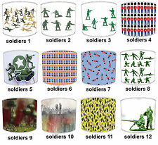 Toy Soldiers Guards Table Lamp Shades / Ceiling Light Shades Lampshades Pendants