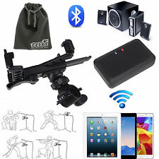 EEEKit Music Kit for Tab Stereo Audio Bluetooth Receiver Music Microphone Holder