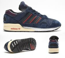 Mens Adidas Originals ZX 710 Navy/Ink/White Trainer