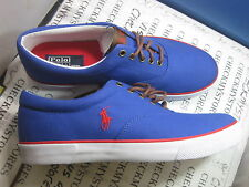 NIB Polo Ralph Lauren Polo Sport FORESTMONT II canvas athletic DESIGNER  SHOES