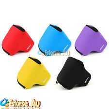 5 Color Neoprene Soft Camera Protective Case Bag Pouch Cover For Canon SX60