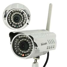 H.264 720P HD Wireless Alarm System P2P Bullet IP Security Camera Outdoor E0Xc