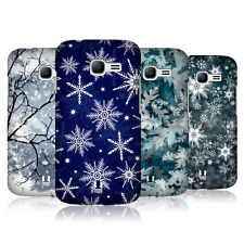 HEAD CASE WINTER PRINTS PROTECTIVE COVER FOR SAMSUNG GALAXY STAR PRO S7260