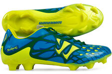 Warrior Skreamer II Charge FG Football Boots Blue Viz