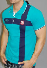 A.F.E.X D.G IL&Z STAR CASUAL POLO TSHIRT MUSCLE SLIM FIT BODY FITTED T SHIRT A2