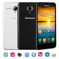 """Unlocked Original Lenovo A606 5.0"""" Android 4.4 4G LTE FDD Cell phone Mobile US"""