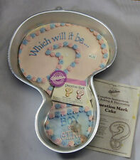 Question Mark Cake Pan from Wilton 1840